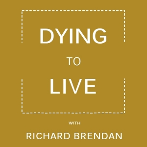 Dying To Live Podcast Logo Image
