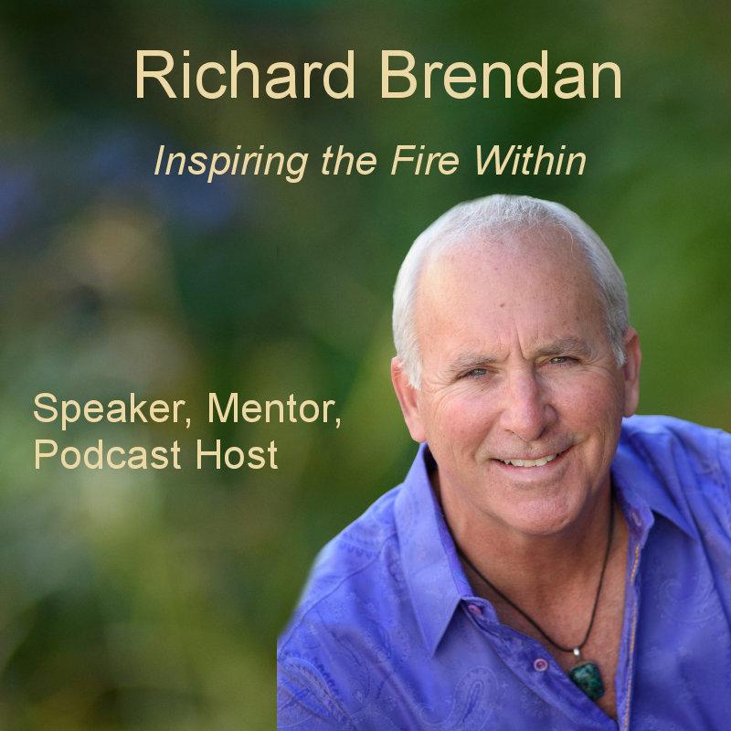 Richard Brendan Website Home Page Mobile Banner